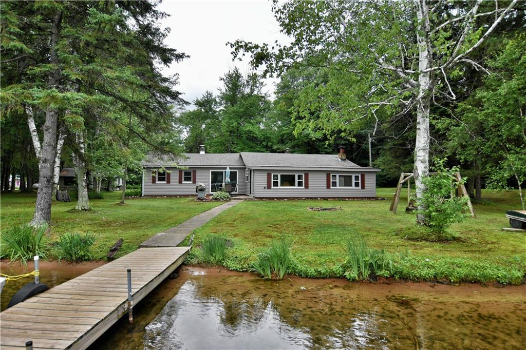 11098 W Miley Lane, Couderay, WI 54828 - Couderay, WI real estate listing