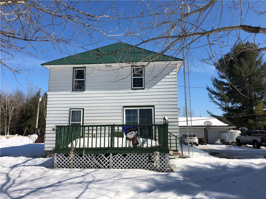 3186 N Sawdust Road, Bruce, WI 54819 - Bruce, WI real estate listing