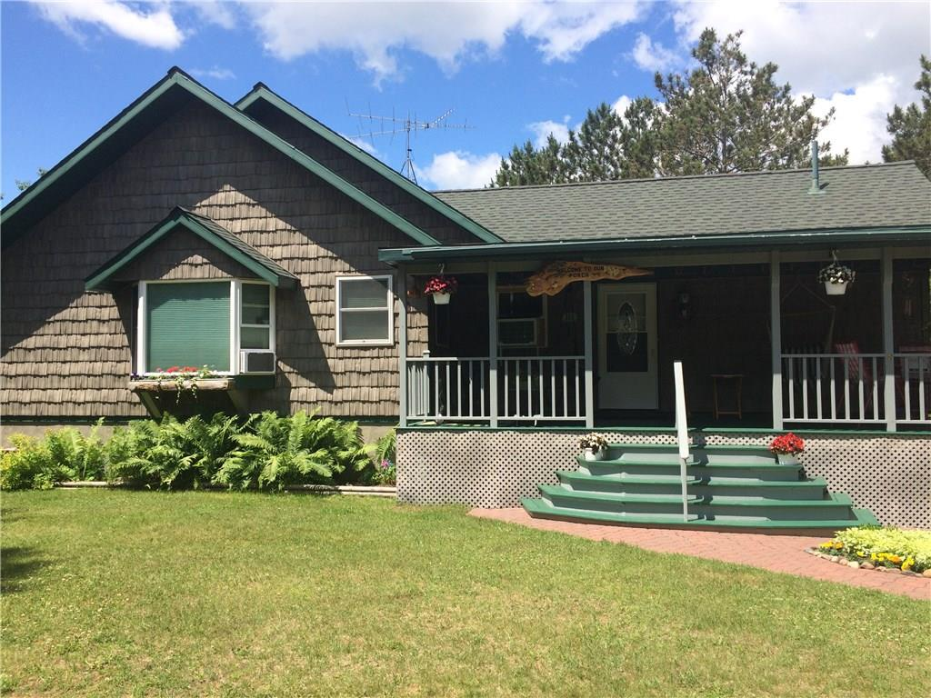 14493 N Short Drive Property Photo - Minong, WI real estate listing