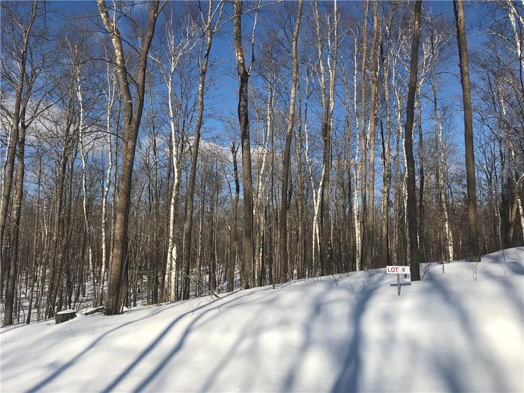Lot 8 0 Ramsau Road Property Photo - Hayward, WI real estate listing
