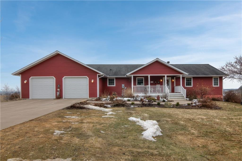 W16265 County Road OO Property Photo - Osseo, WI real estate listing