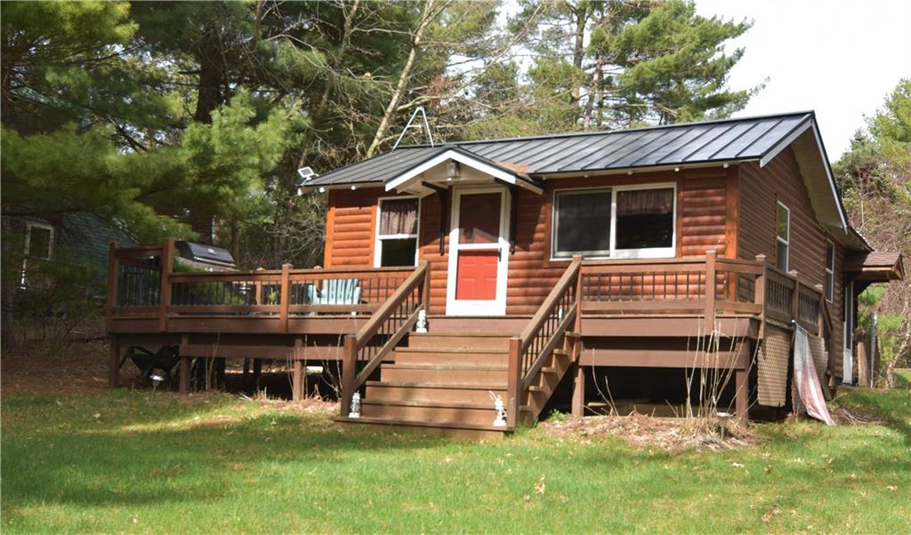 1368 21 3/4 Street Property Photo - Cameron, WI real estate listing