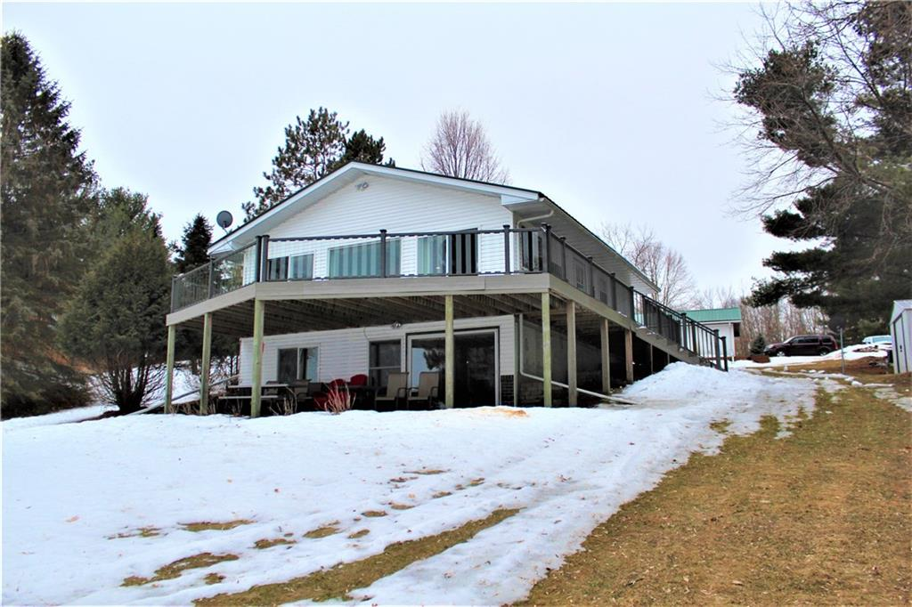 11654 W Round Lake Road, Luck, WI 54853 - Luck, WI real estate listing