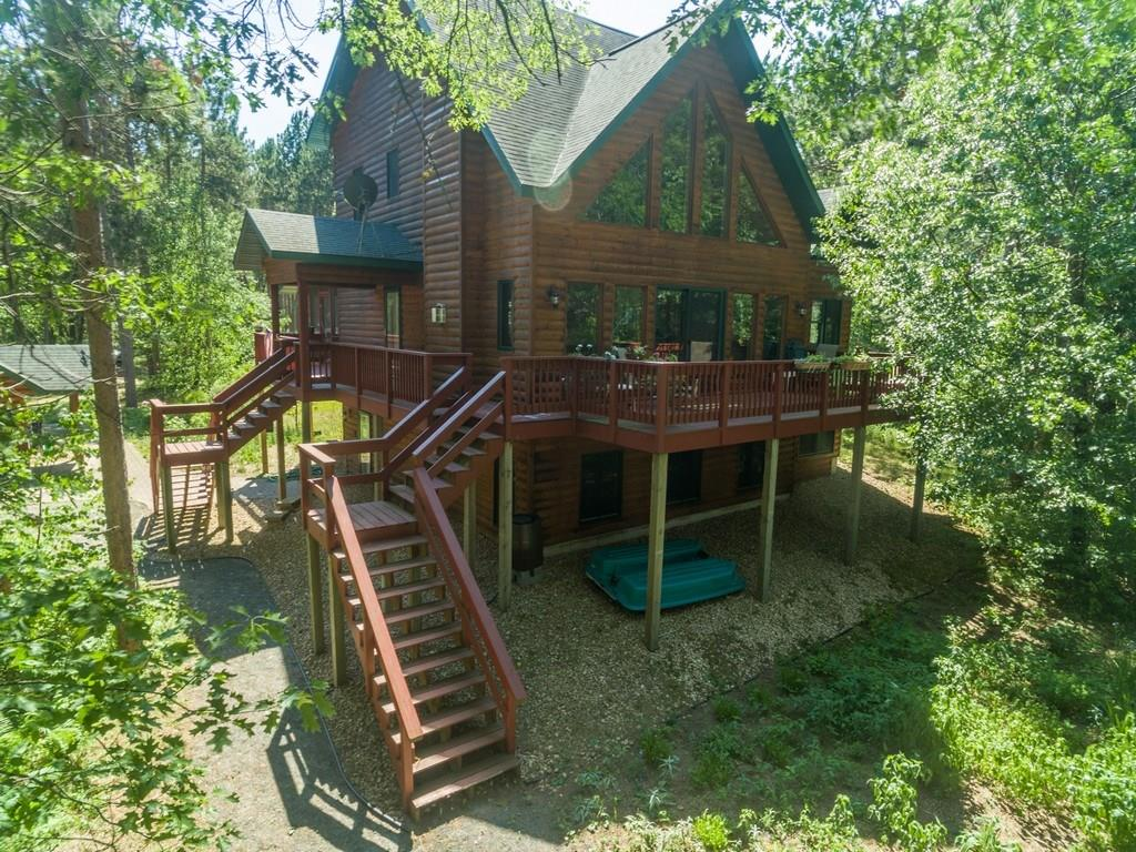 10504 Red Pine Trail Property Photo - Danbury, WI real estate listing