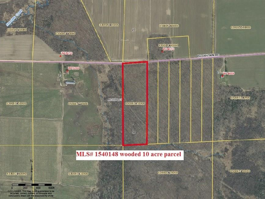xxx Buckhorn Road, Sheldon, WI 54766 - Sheldon, WI real estate listing