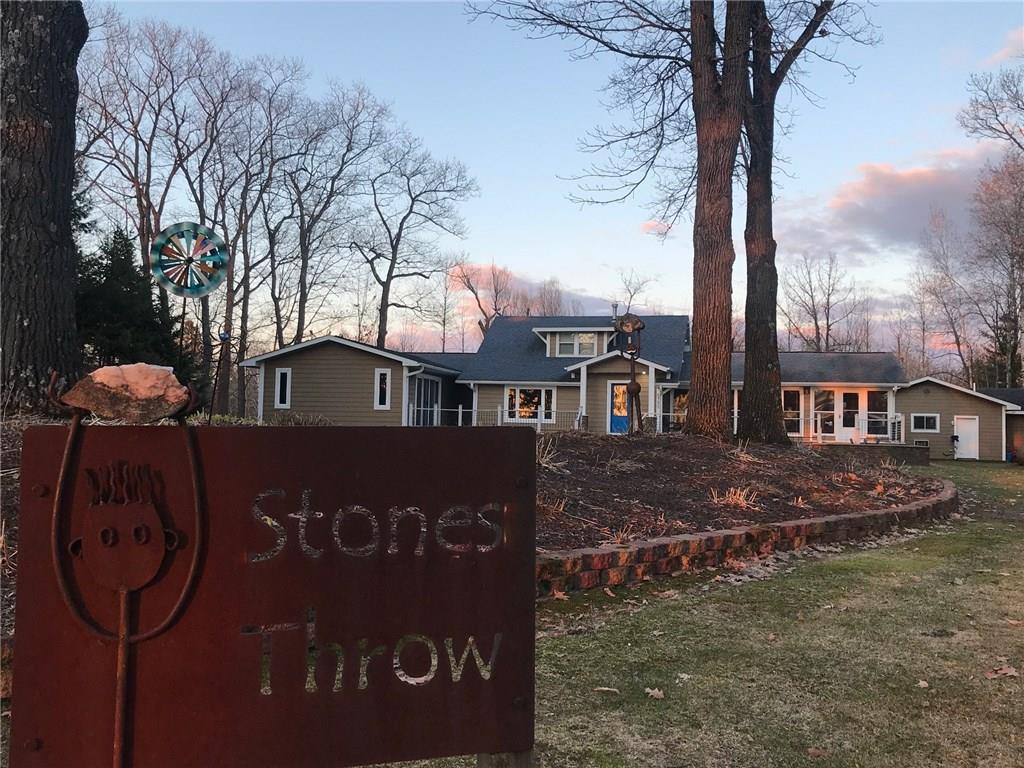 5790 N Division Avenue Property Photo - Stone Lake, WI real estate listing