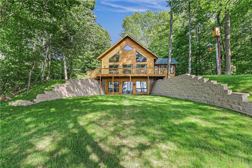 4391 N Sissabagama Road, Stone Lake, WI 54876 - Stone Lake, WI real estate listing
