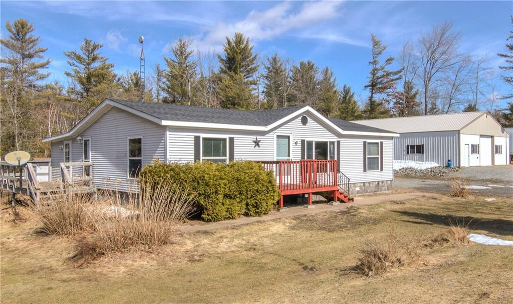W14208 US Highway 10, Fairchild, WI 54741 - Fairchild, WI real estate listing