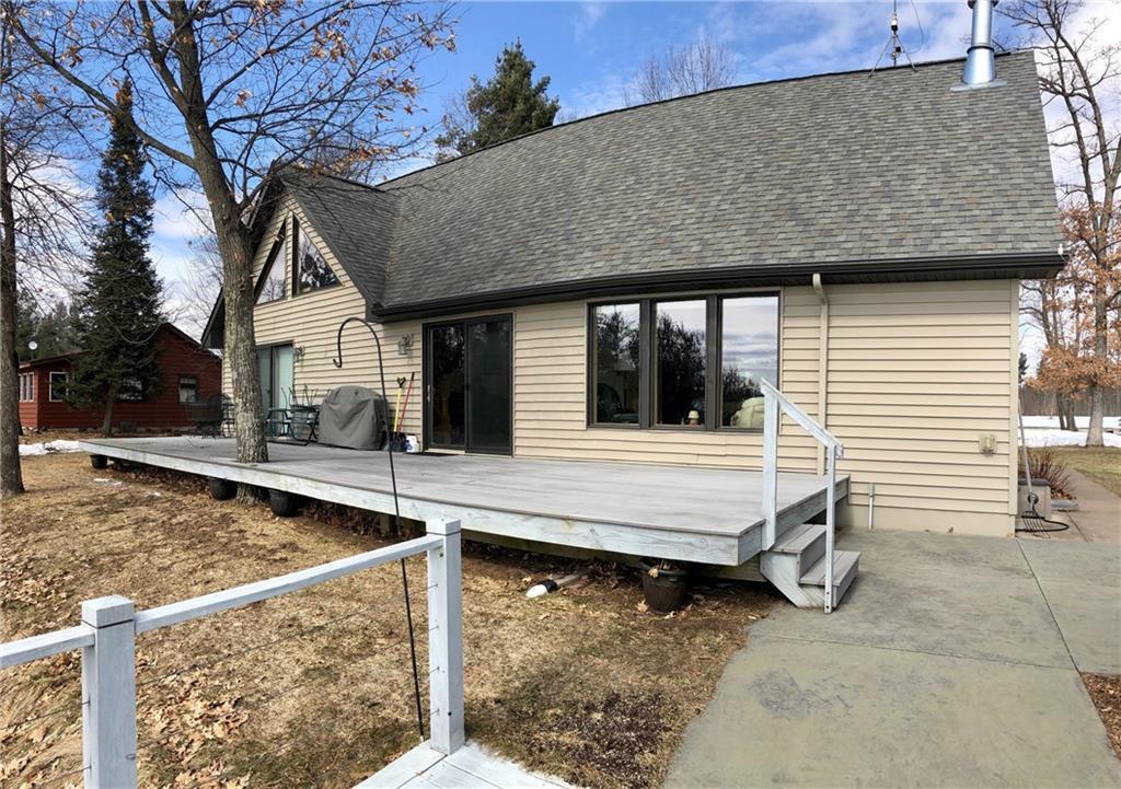 8001 Park Street Property Photo - Danbury, WI real estate listing