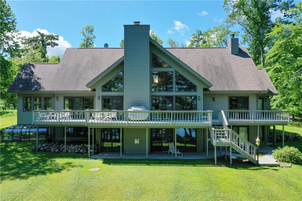 49080 S River Road Property Photo - Barnes, WI real estate listing
