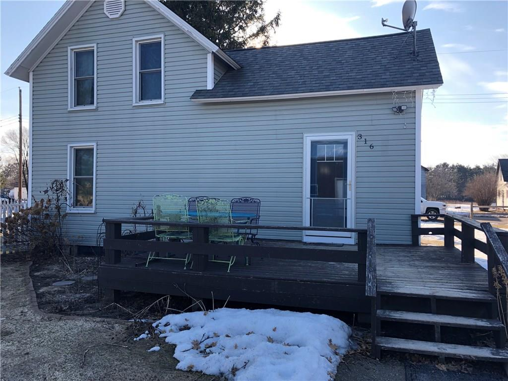 316 2nd Avenue N, Dallas, WI 54733 - Dallas, WI real estate listing