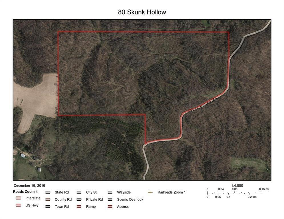 2 Skunk Hollow Road Property Photo - Blair, WI real estate listing