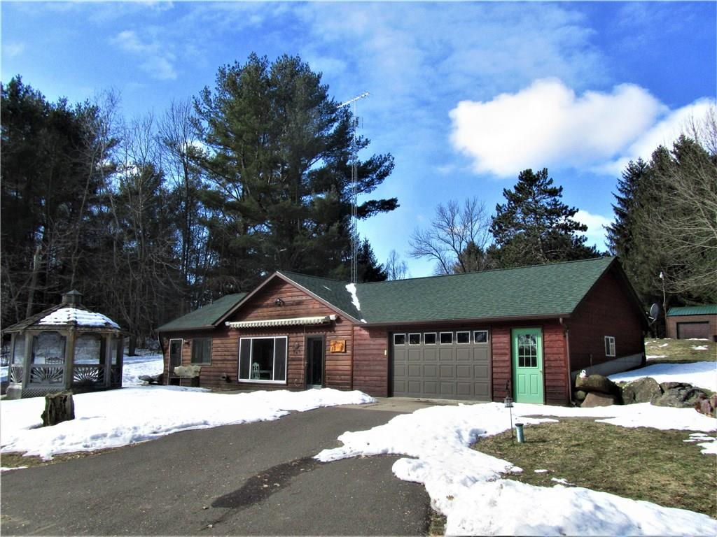 N114 Sand Lake Road, New Auburn, WI 54757 - New Auburn, WI real estate listing