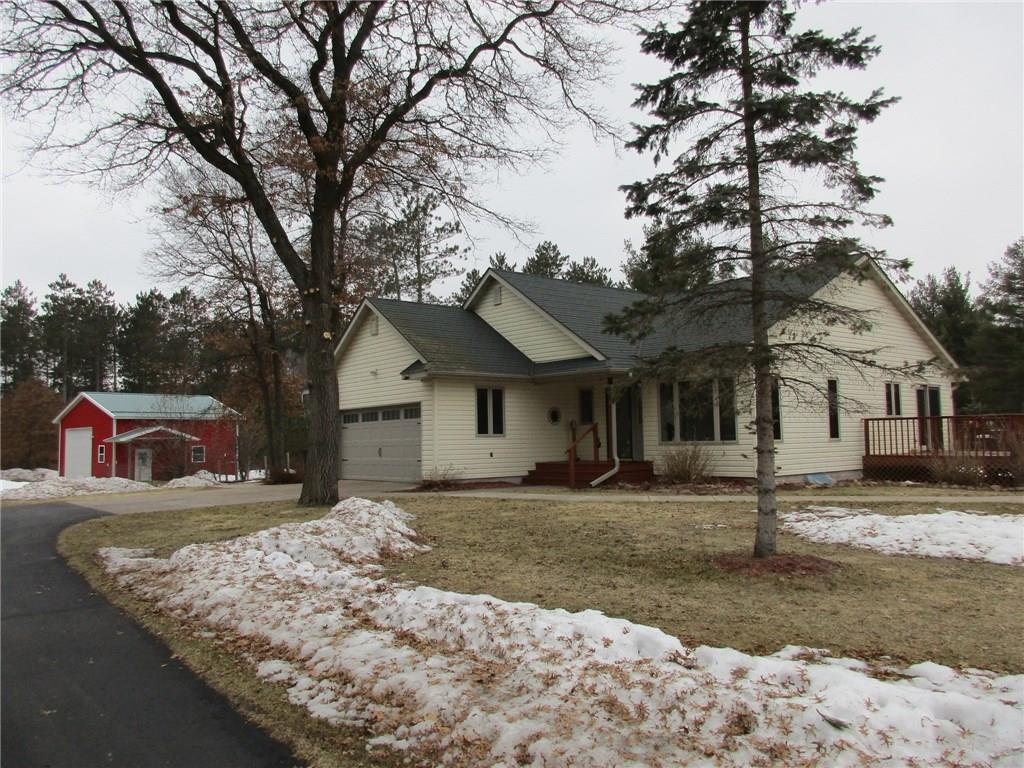 E7431 County Road V, New Auburn, WI 54757 - New Auburn, WI real estate listing