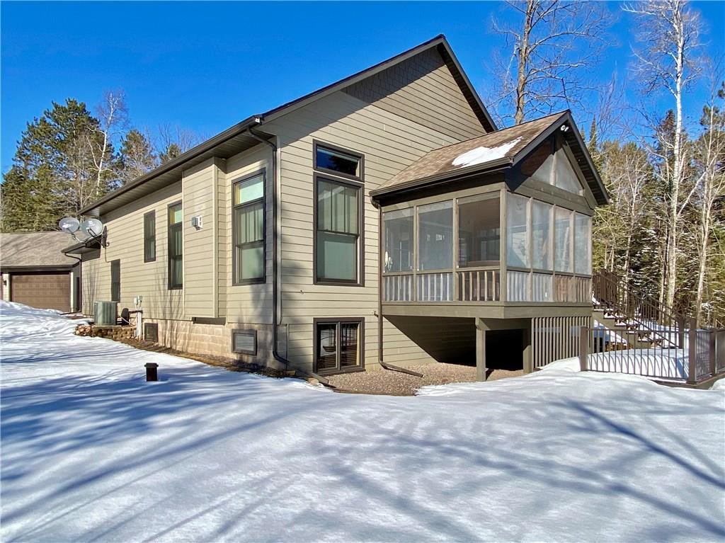 9155 W Upper A Road, Hayward, WI 54843 - Hayward, WI real estate listing