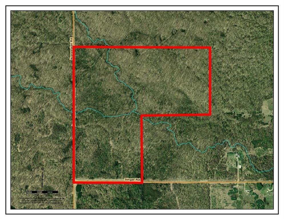 0 Norwegian Road Property Photo - Bruce, WI real estate listing