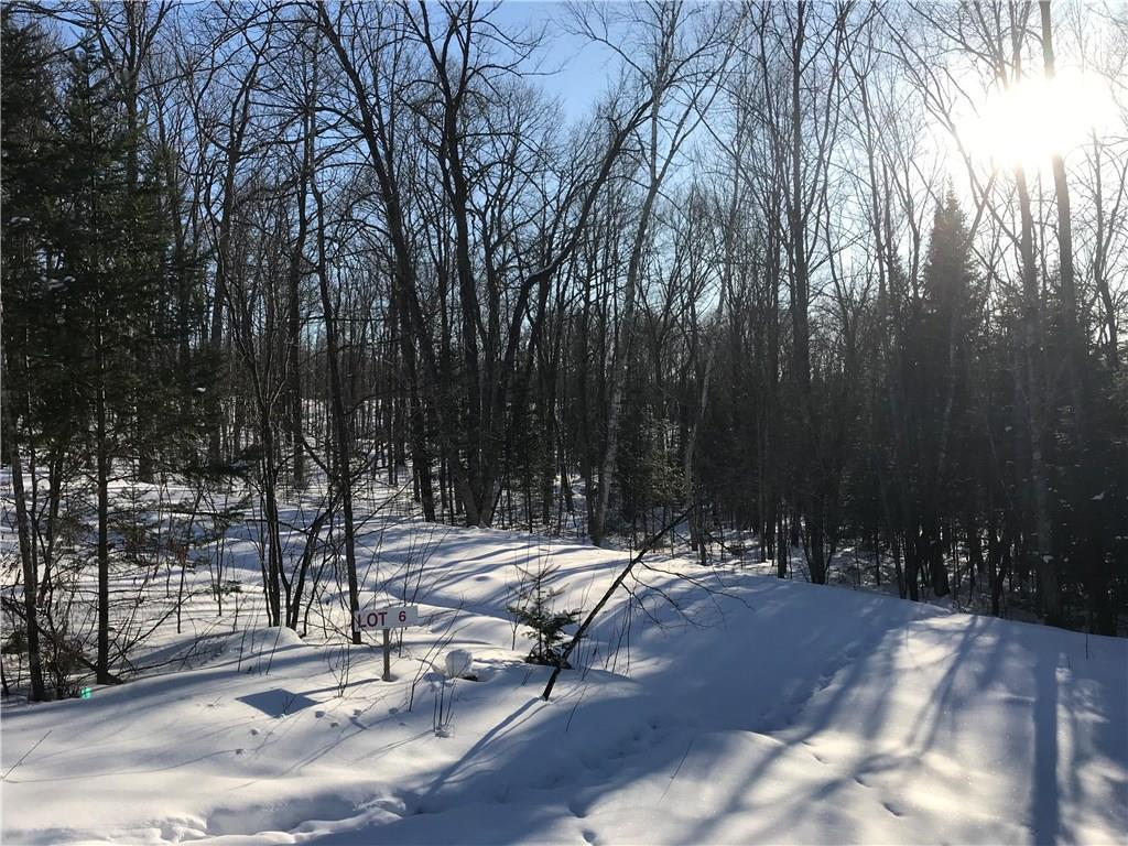 Lot 6 Birken Trail Road Property Photo - Hayward, WI real estate listing