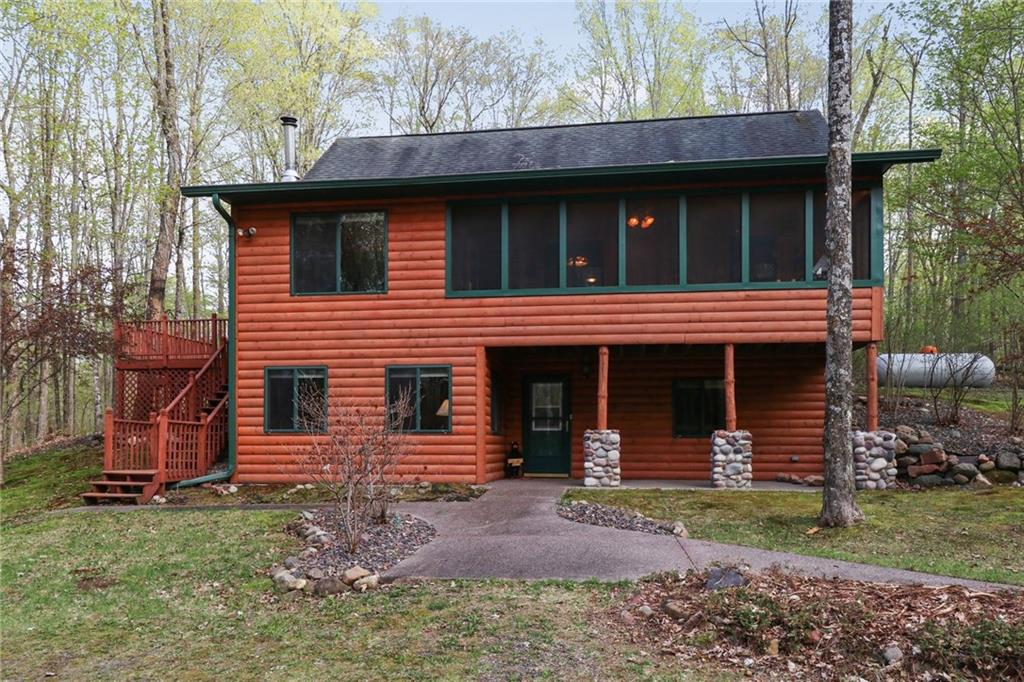 4138 N Marten Road, Stone Lake, WI 54876 - Stone Lake, WI real estate listing