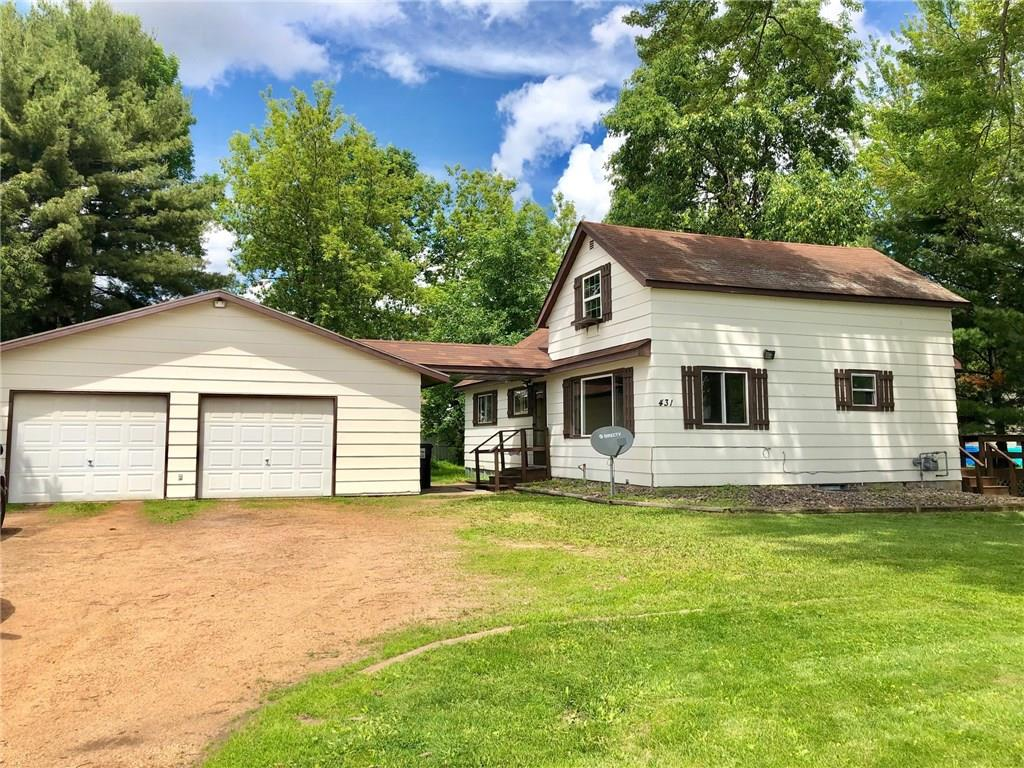 431 E Stanley Street Property Photo - Thorp, WI real estate listing
