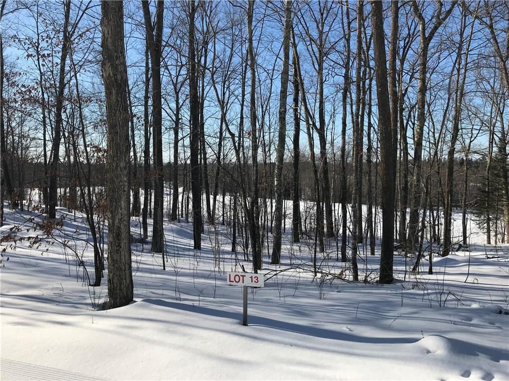 Lot 13 Birken Trail Road Property Photo - Hayward, WI real estate listing