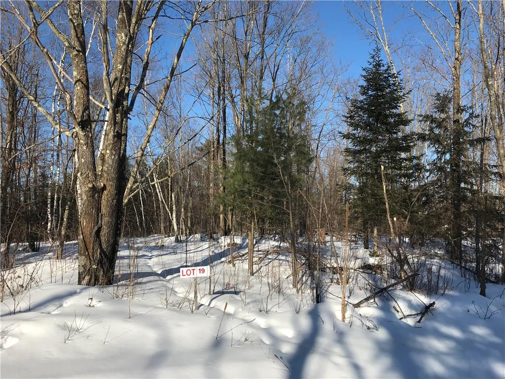Lot 19 Birken Trail Road Property Photo - Hayward, WI real estate listing