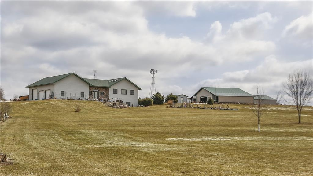 1467 County Road D Property Photo - Glenwood City, WI real estate listing