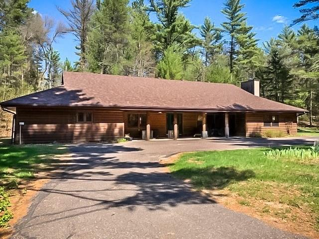 W9551 Camp Bradfield Rd. Road W Property Photo - Black River Falls, WI real estate listing