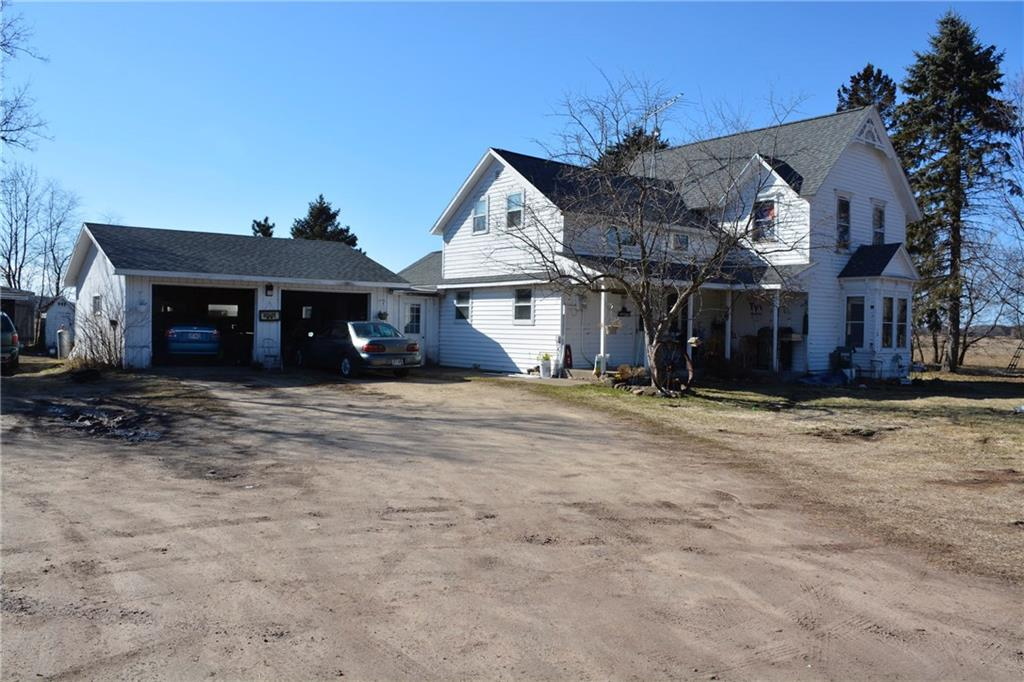 N13385 County F Road Property Photo - Ridgeland, WI real estate listing
