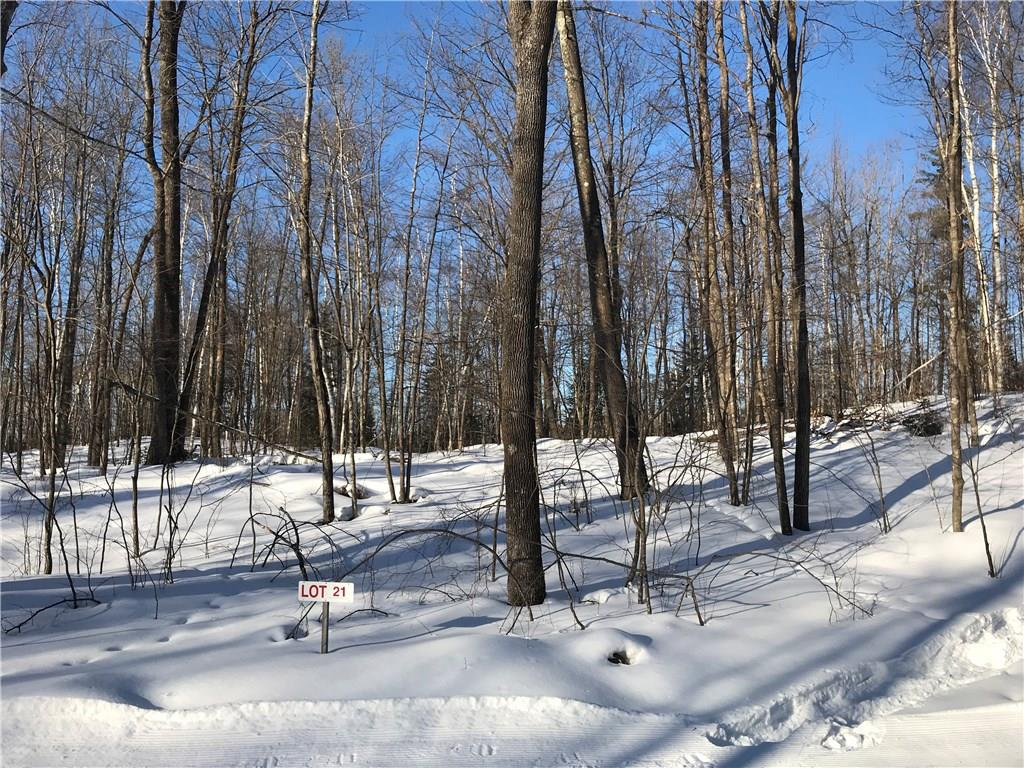 Lot 21 Birken Trail Road Property Photo - Hayward, WI real estate listing
