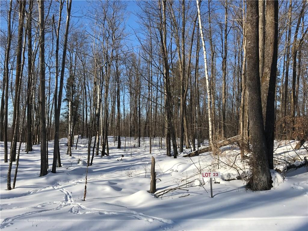 Lot 23 Birken Trail Road Property Photo - Hayward, WI real estate listing