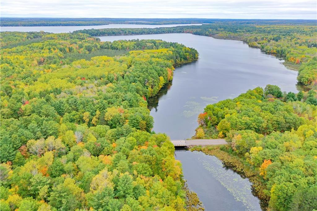 Lot 13 County Rd E Property Photo - Stone Lake, WI real estate listing