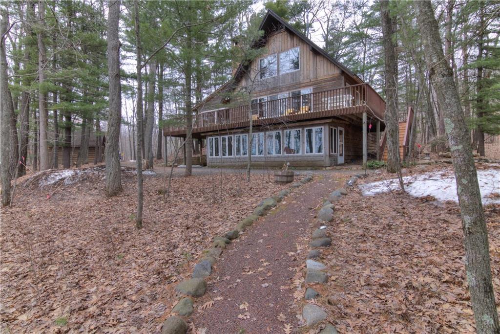 N 8457 Lone Trail LN, Spooner, WI 54801 - Spooner, WI real estate listing