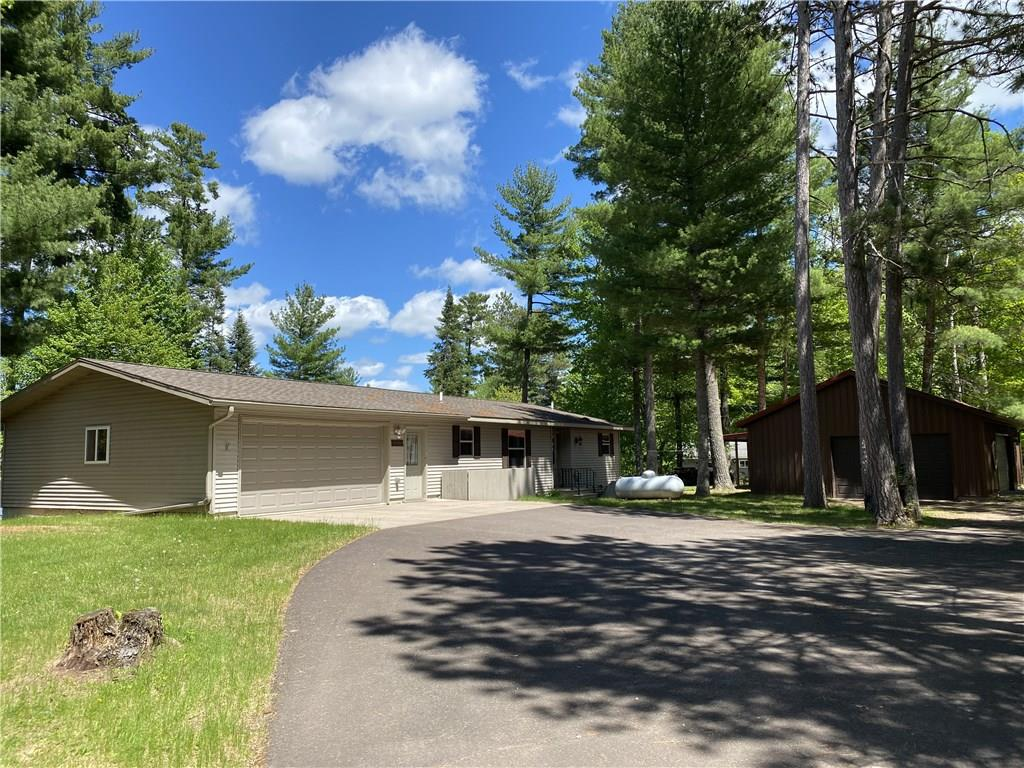 14167S Fowlers Circle Property Photo - Gordon, WI real estate listing
