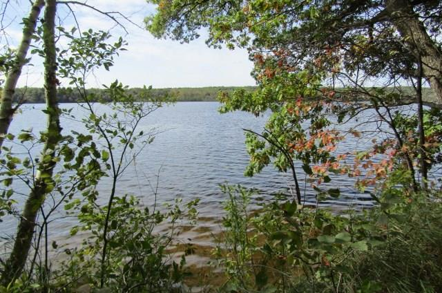 Lot 8 N Shore Drive Property Photo - Springbrook, WI real estate listing