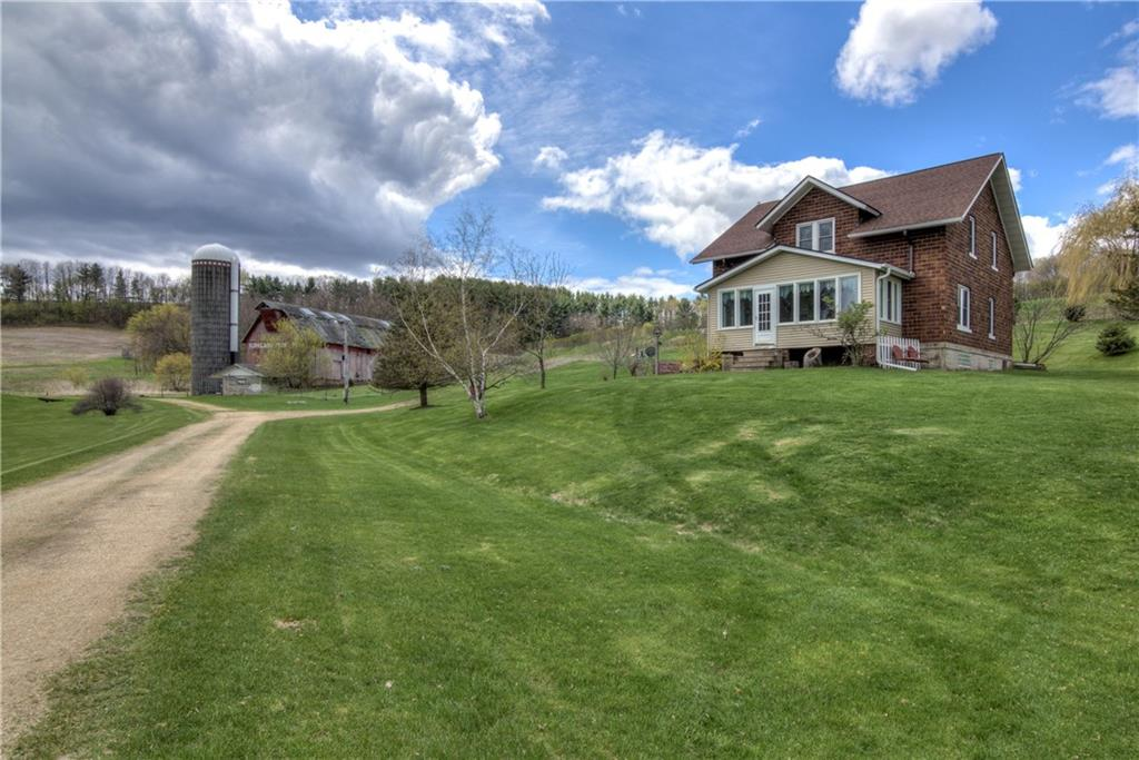 W16175 Schroeder Road Property Photo - Whitehall, WI real estate listing