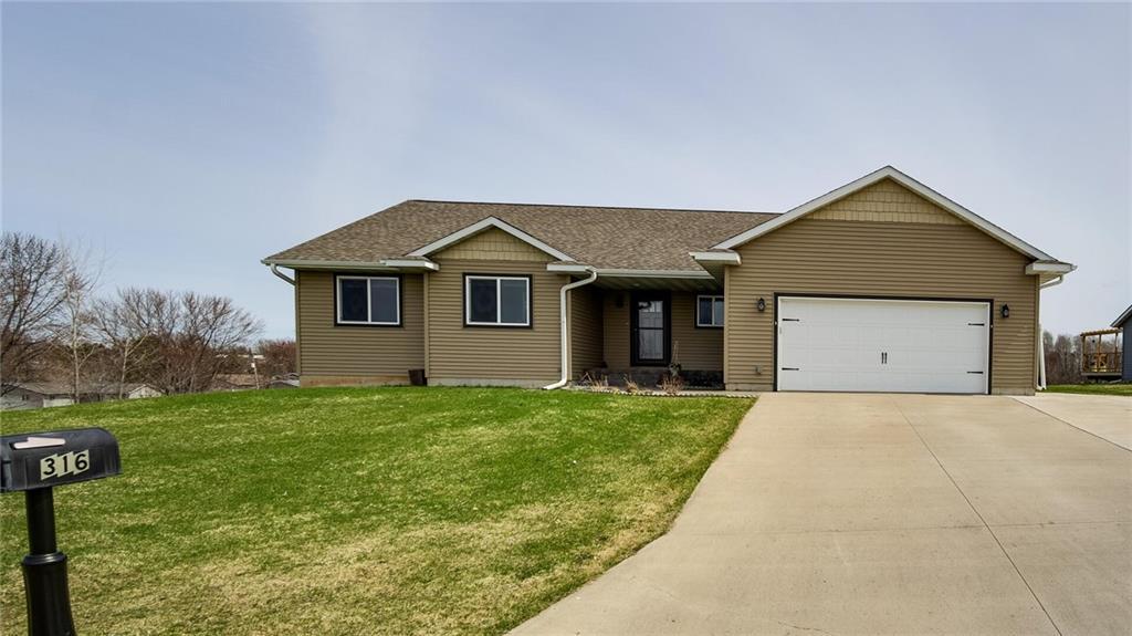 316 S Poplar Street, Cadott, WI 54727 - Cadott, WI real estate listing