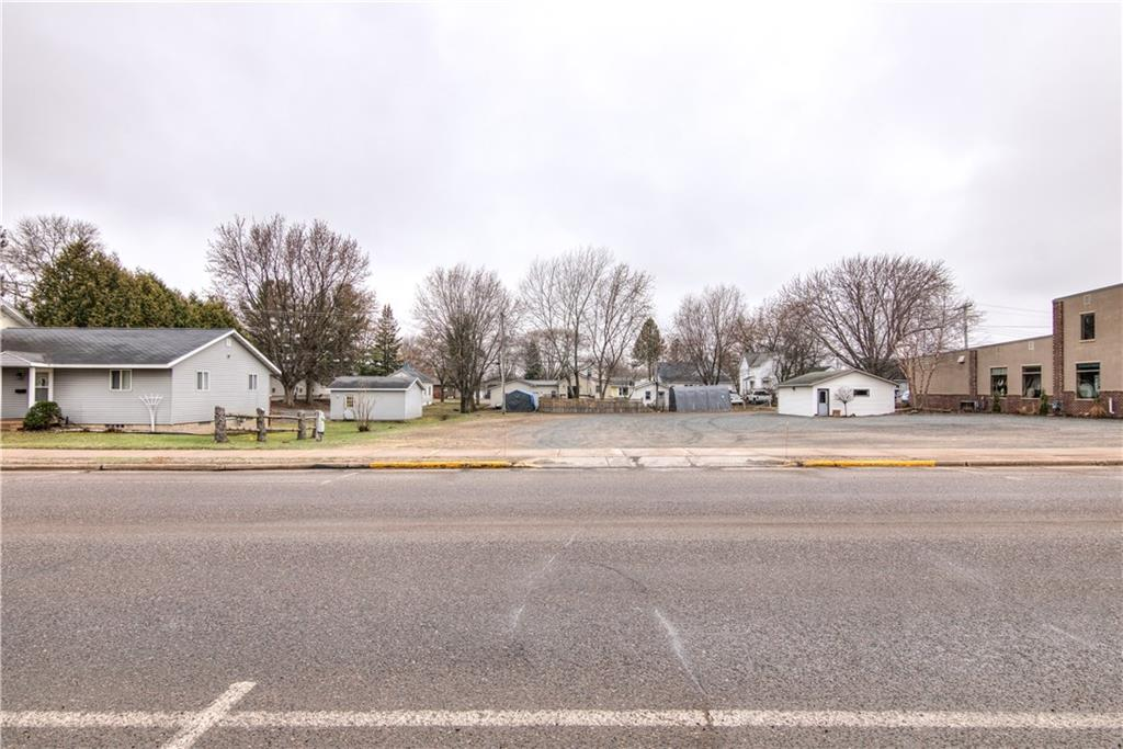 Lot 4 S Broadway Property Photo - Stanley, WI real estate listing