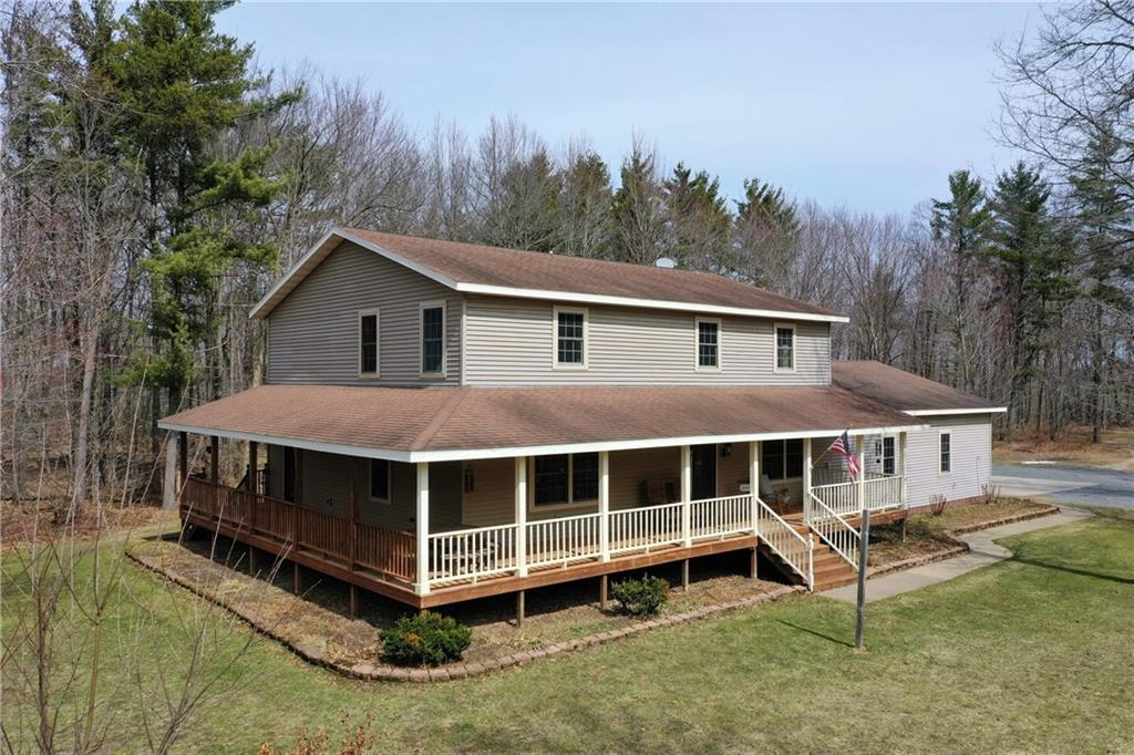 13950 E Stelter Road Property Photo - Fall Creek, WI real estate listing