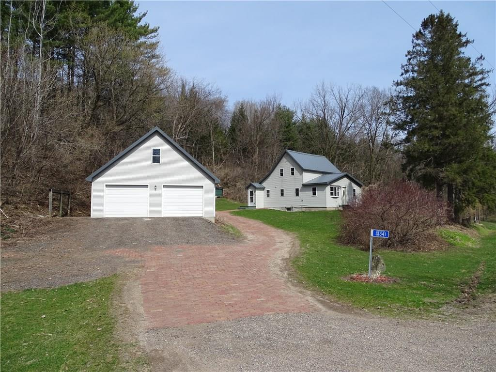 S1327 Deer Creek Road, Nelson, WI 54756 - Nelson, WI real estate listing
