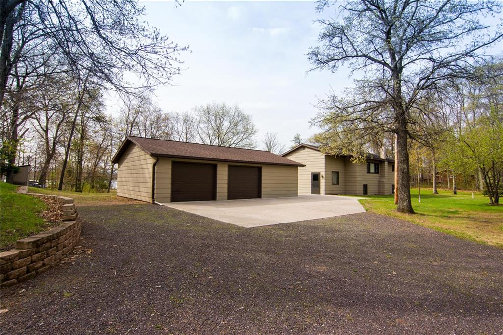 N 11604 McClain Lake Rd., Trego, WI 54888 - Trego, WI real estate listing