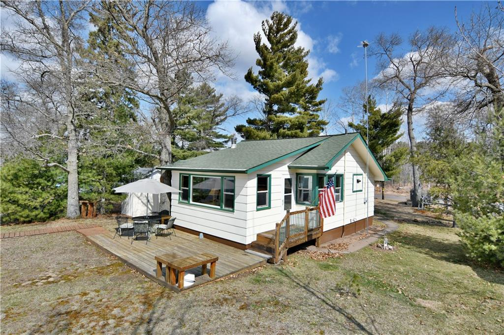 6719 Devils Lake Road, Webster, WI 54893 - Webster, WI real estate listing