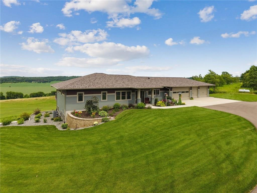 1440 Valley Estates Road, Mondovi, WI 54755 - Mondovi, WI real estate listing