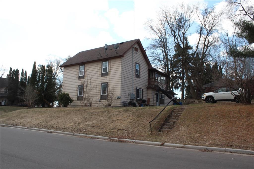 403 S Pine Street #1 and 2 Property Photo - Grantsburg, WI real estate listing