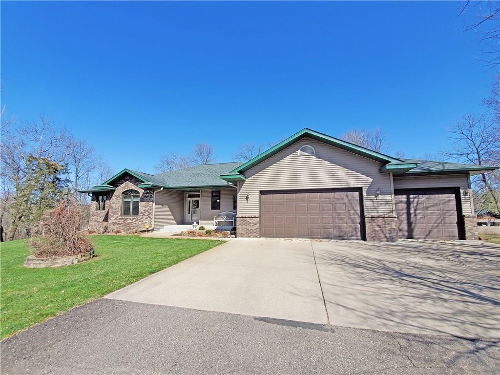 N2815 960th Street Property Photo - Elk Mound, WI real estate listing