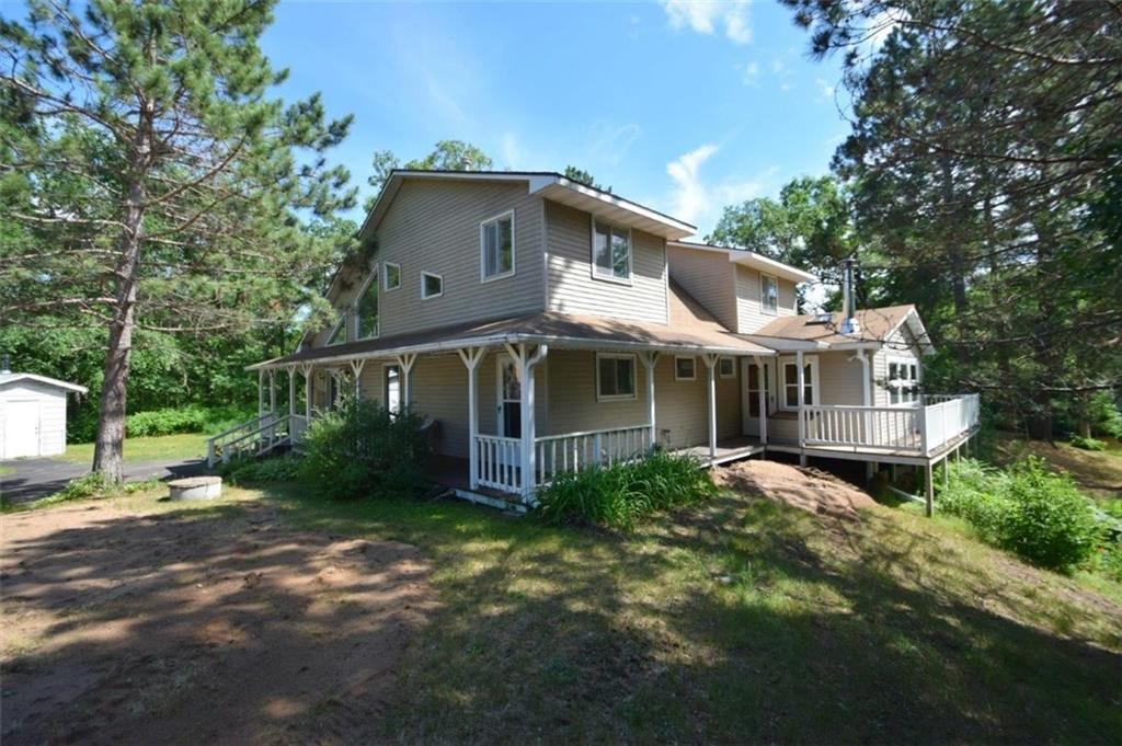 8787 Olsen Road Property Photo - Webster, WI real estate listing
