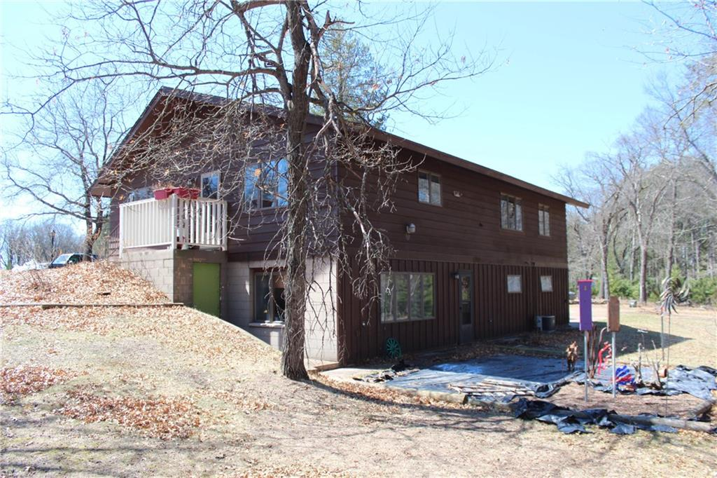 13709 Bistram Road Property Photo - Grantsburg, WI real estate listing