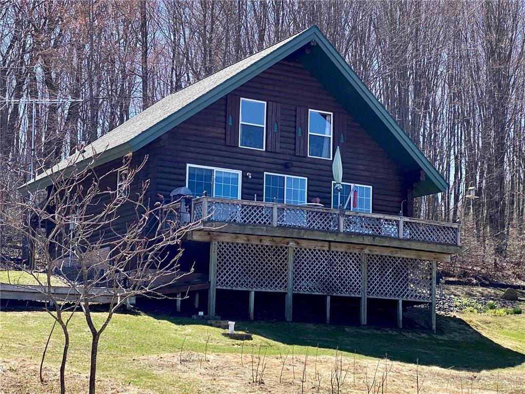 W11545 Emerson Lake Road, Humbird, WI 54746 - Humbird, WI real estate listing