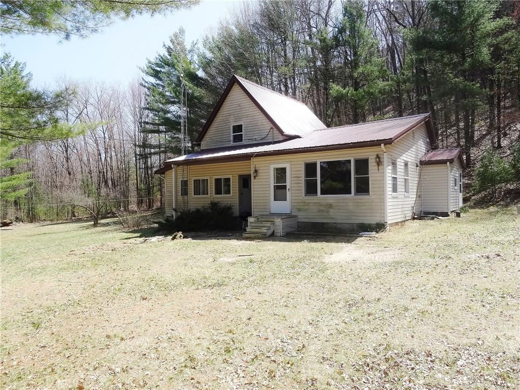 N899 Bruce Mound Road Property Photo - Merrillan, WI real estate listing