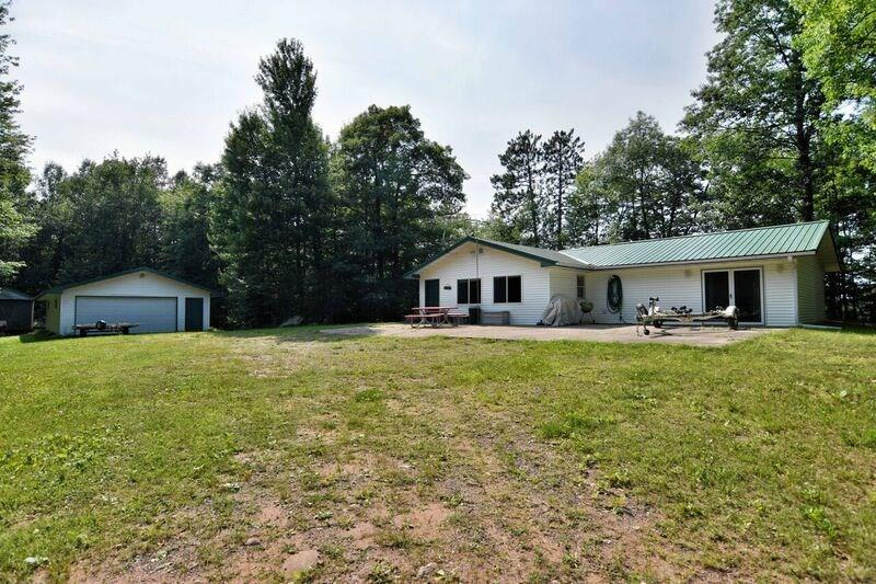 6629 W Popple Island Road, Trego, WI 54888 - Trego, WI real estate listing