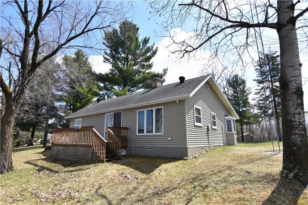 W14782 Chain Lake Road, New Auburn, WI 54757 - New Auburn, WI real estate listing